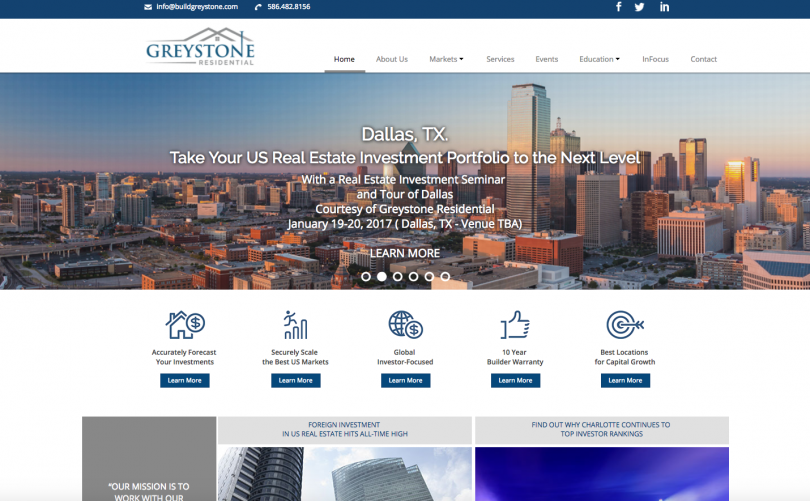 Greystone Home Builders